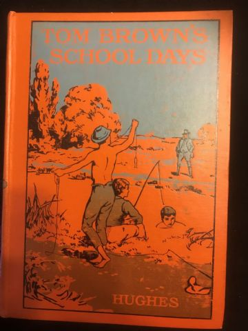 Tom Brown's School Days, Antiquarian Book 1914